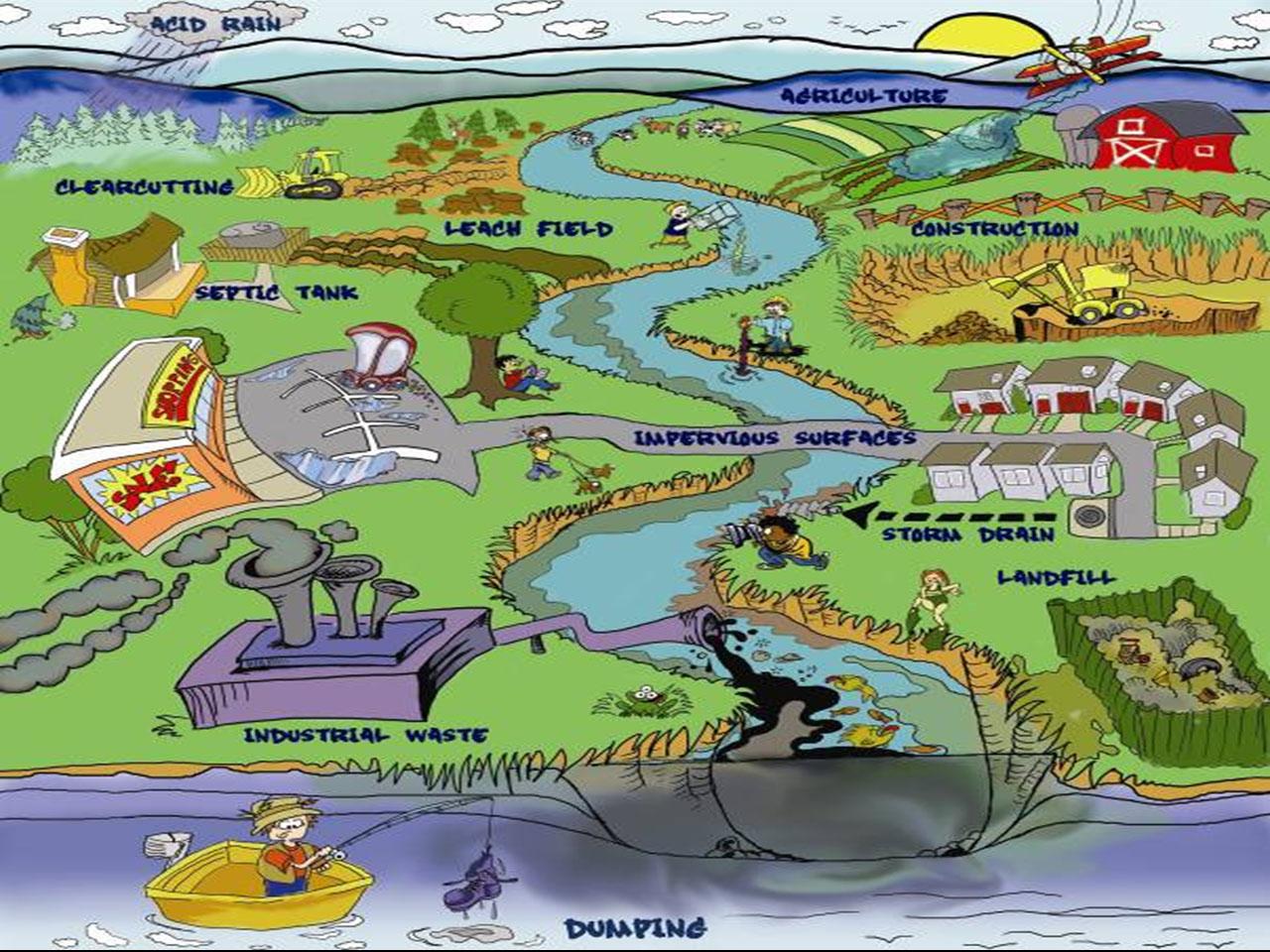 Friends of the Watershed – Watershed Worksheet